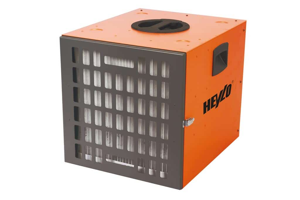 Luftreiniger Heylo Powerfilter 1400